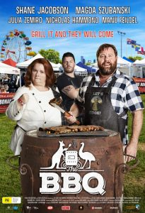 The Bbq Movie Poster 1